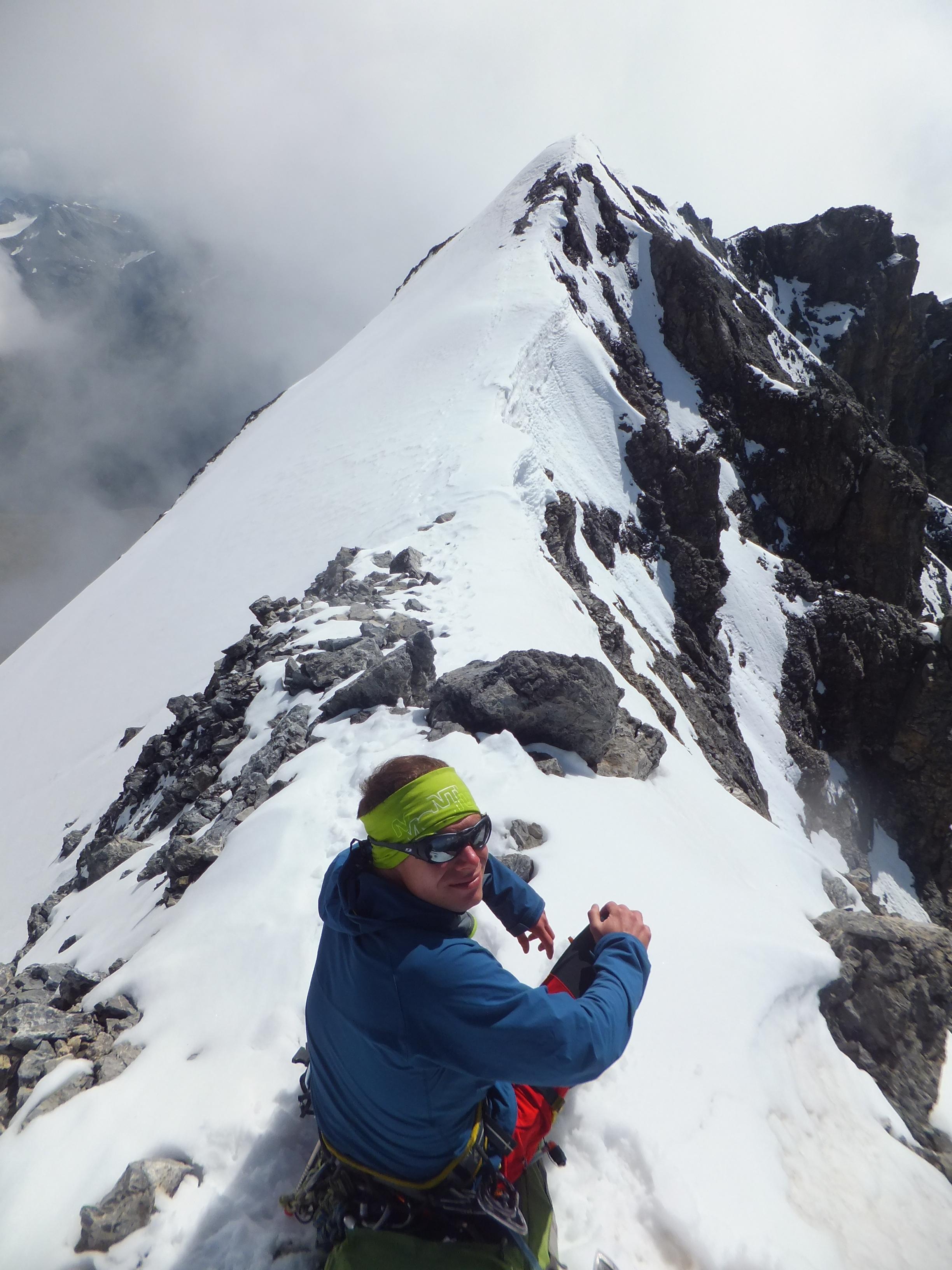 Monte Zebru 2016
