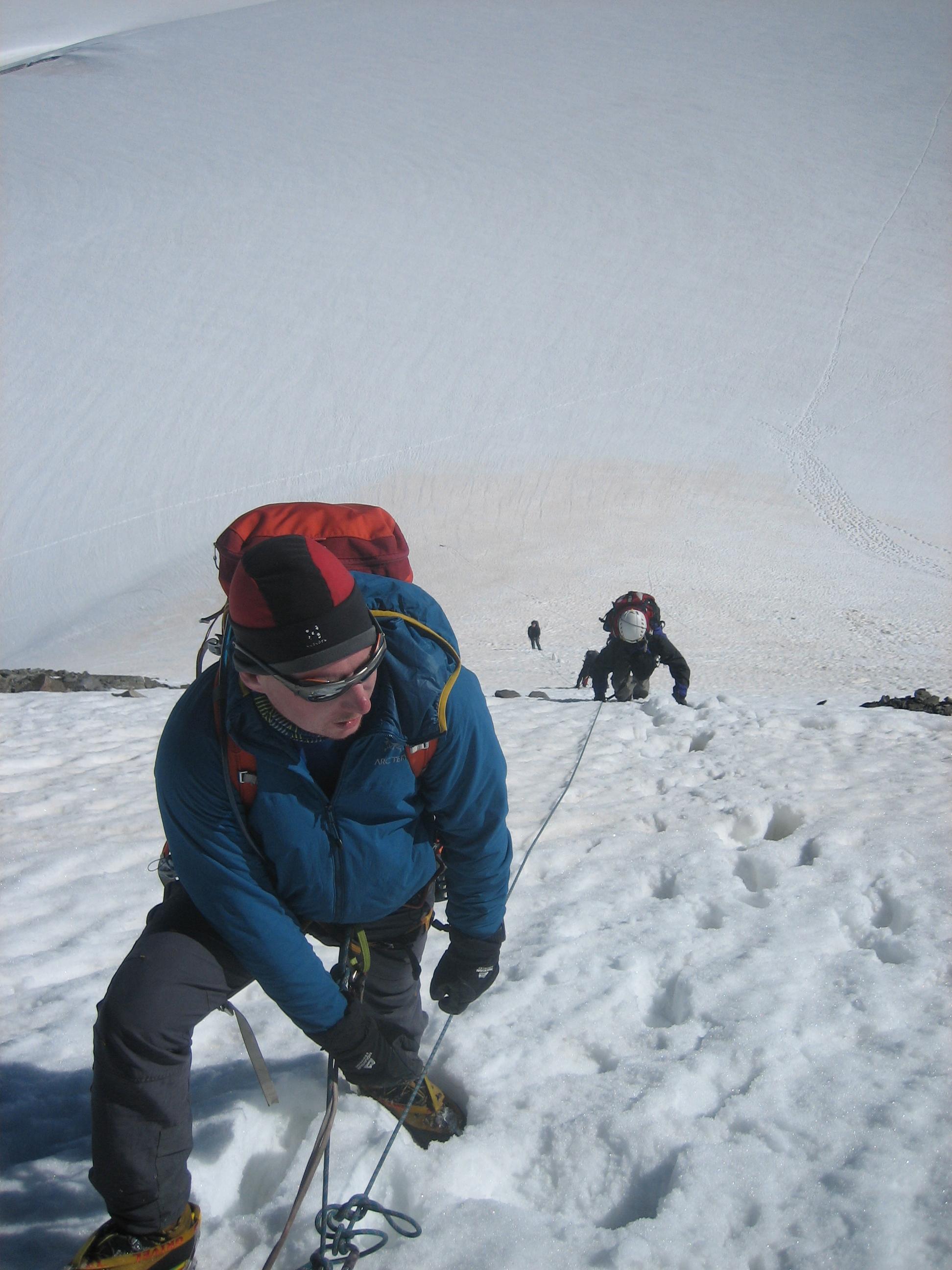 Hintere Eisseespitze 2013