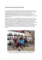 Bericht Bergtour