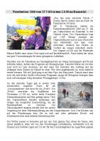 Bericht Familientour Kaunertal 2008