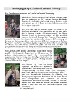 Bericht Familienwochenende in Duisburg