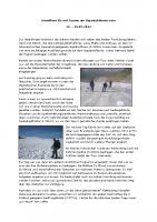 Grundkurs Eis Gepatschferner