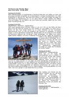 Hochtour in den Oetztaler Alpen