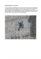 Jubilaeumsklettern am 14.06.2008