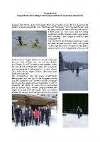 Langlaufkurse Winterberg
