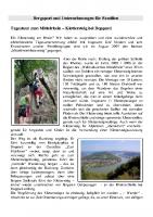 Mittelrheinklettersteig Tourenbericht