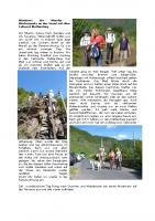 Mosel mit Calmont-Klettersteig