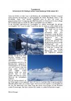 Skitourenkurs Neue Bamberger Huette