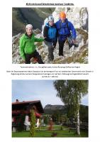 Klettersteigtour Tannheim