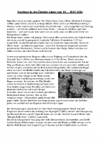 Tourenbericht Hochtour Ötztaler Alpen 2016