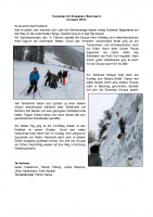 Tourenbericht-Eisklettern 2018