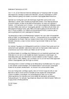 Kompassbericht Frankenjura 2019